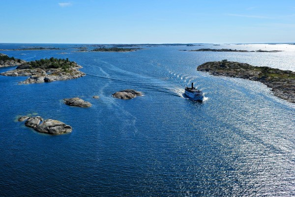 The Partnership Covers Entire Stromma Group In Sweden Finland And Denmark Our Goal Is To Lead Way On Sustaility Issues Industry