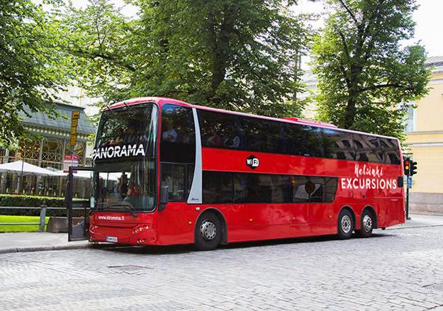 Bussit Tallinna