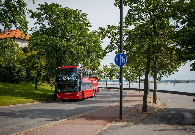 Bussit | Stromma.fi