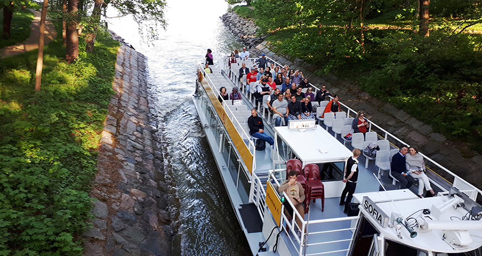 Beautiful Canal Route archipelago cruise, more departures Sat-Sun Aug 8-9, 2020