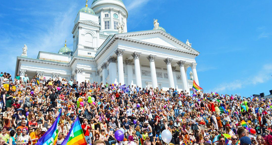 Traffic disruptions in Helsinki on June 29 due to Pride Parade