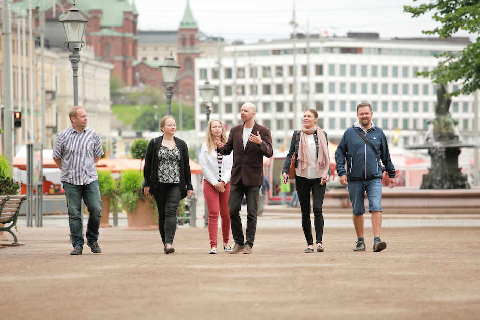 Experience Helsinki with your own guide