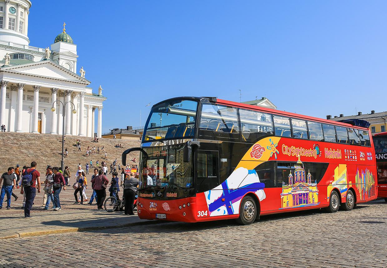 Stromma Fi En Helsinki Sightseeing Combination Tours Bus Boat