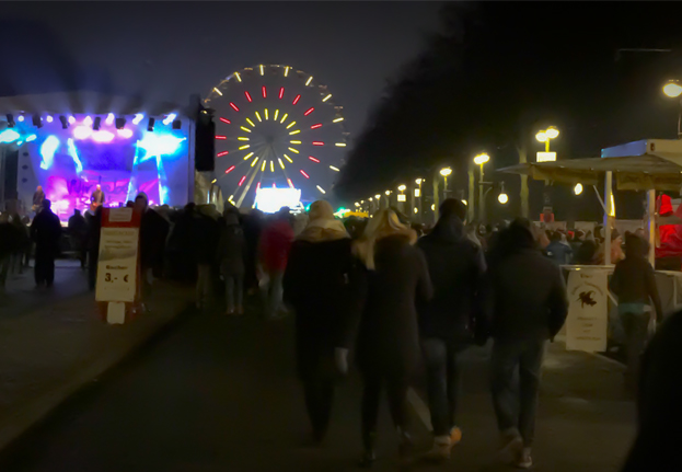 New Year´s Eve in Berlin
