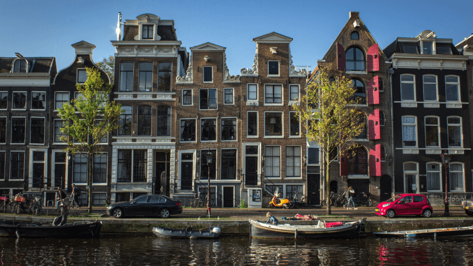 24 hours in Amsterdam