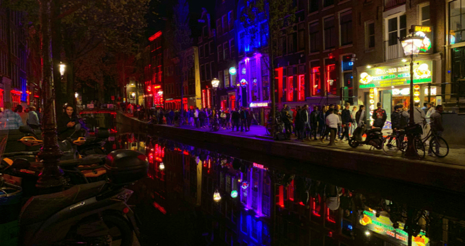 8 x hidden gems at red light district
