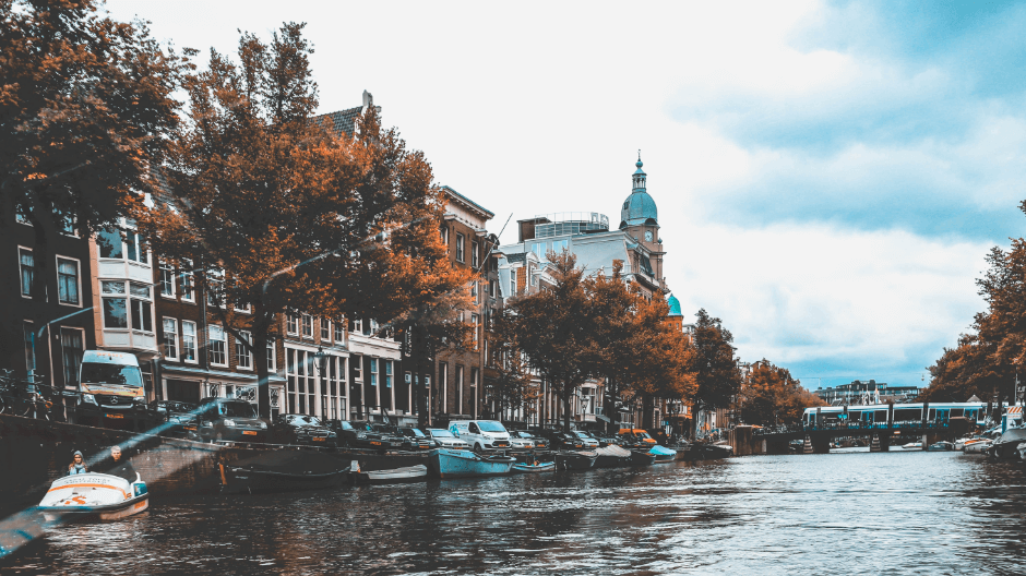6 x activities in Amsterdam during autumn