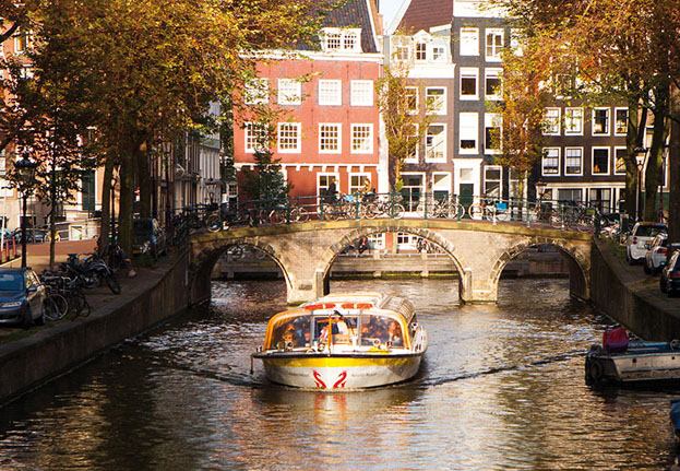 Amsterdam Canal Cruise 100 Highlights Stromma Nl