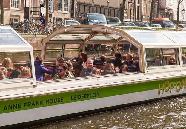 Hop On Hop Off Boat Rundfahrt Amsterdam Stromma Nl