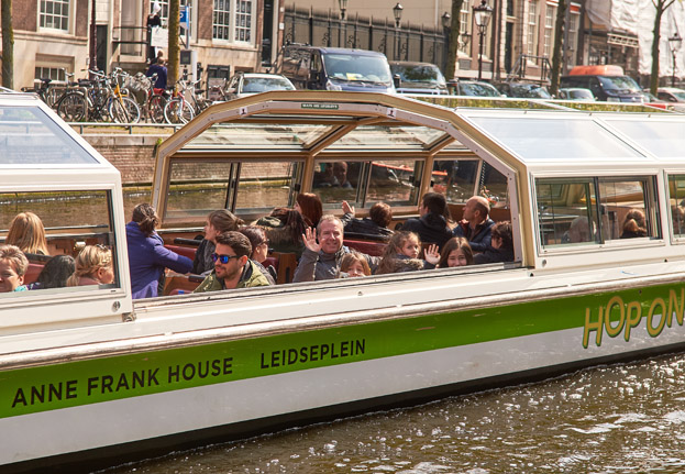 Hop On Hop Off Amsterdam