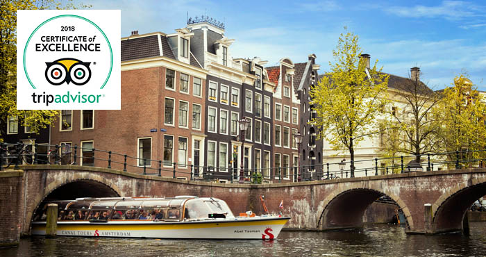 Sightseeing Boat_Canal Cruise Amsterdam