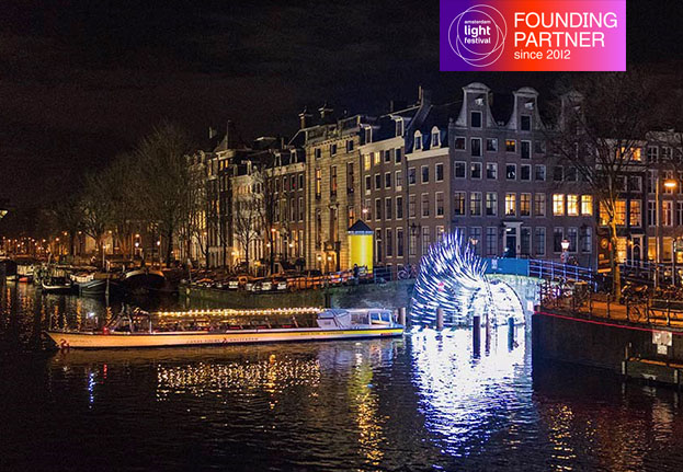 El Amsterdam Light Festival