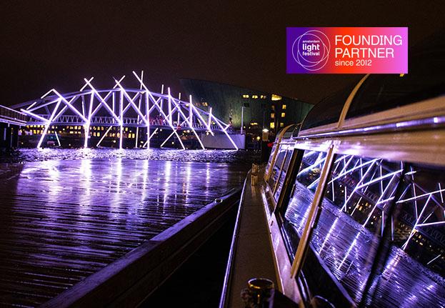 Amsterdam Light Festival Canal Cruises Stromma Nl