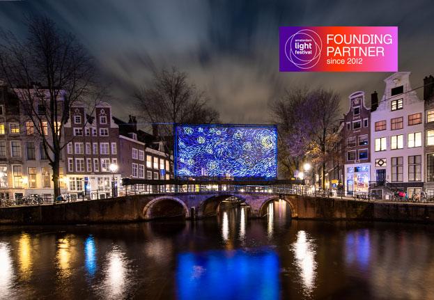 Licht Tour Amsterdam : Amsterdam light festival cruise stromma
