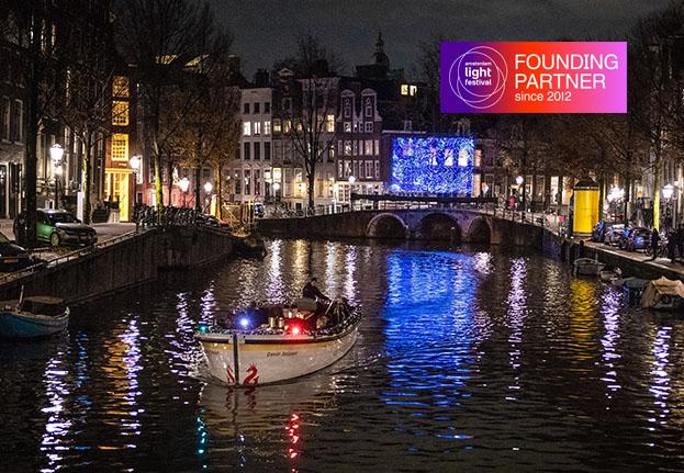Amsterdam Light Festival Open Boat Tour Stromma Nl
