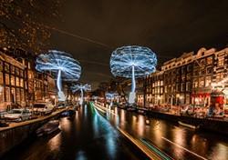 Licht Tour Amsterdam : Amsterdam light festival