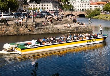 5b3d7258bbca Hyra båt för fest i Göteborgs skärgård | Stromma.se