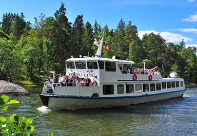 aa345cb55ba7 Hyr en egen båt i Stockholms skärgård | Stromma.se