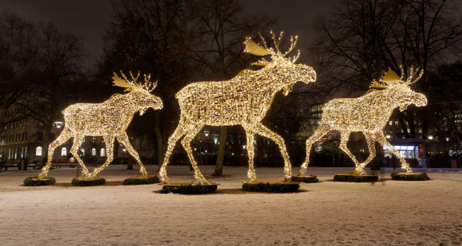 Things to do in Stockholm January 2021