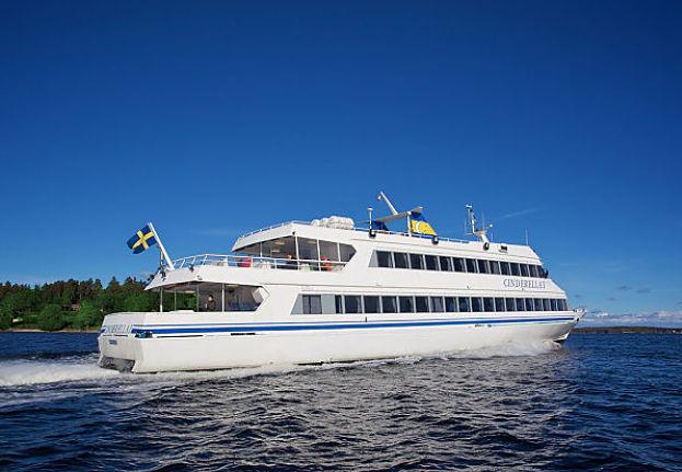 Timetables Cinderella Boats – Stockholm archipelago