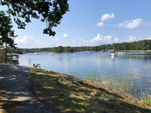 Guide to Finnhamn - the island with something for everyone