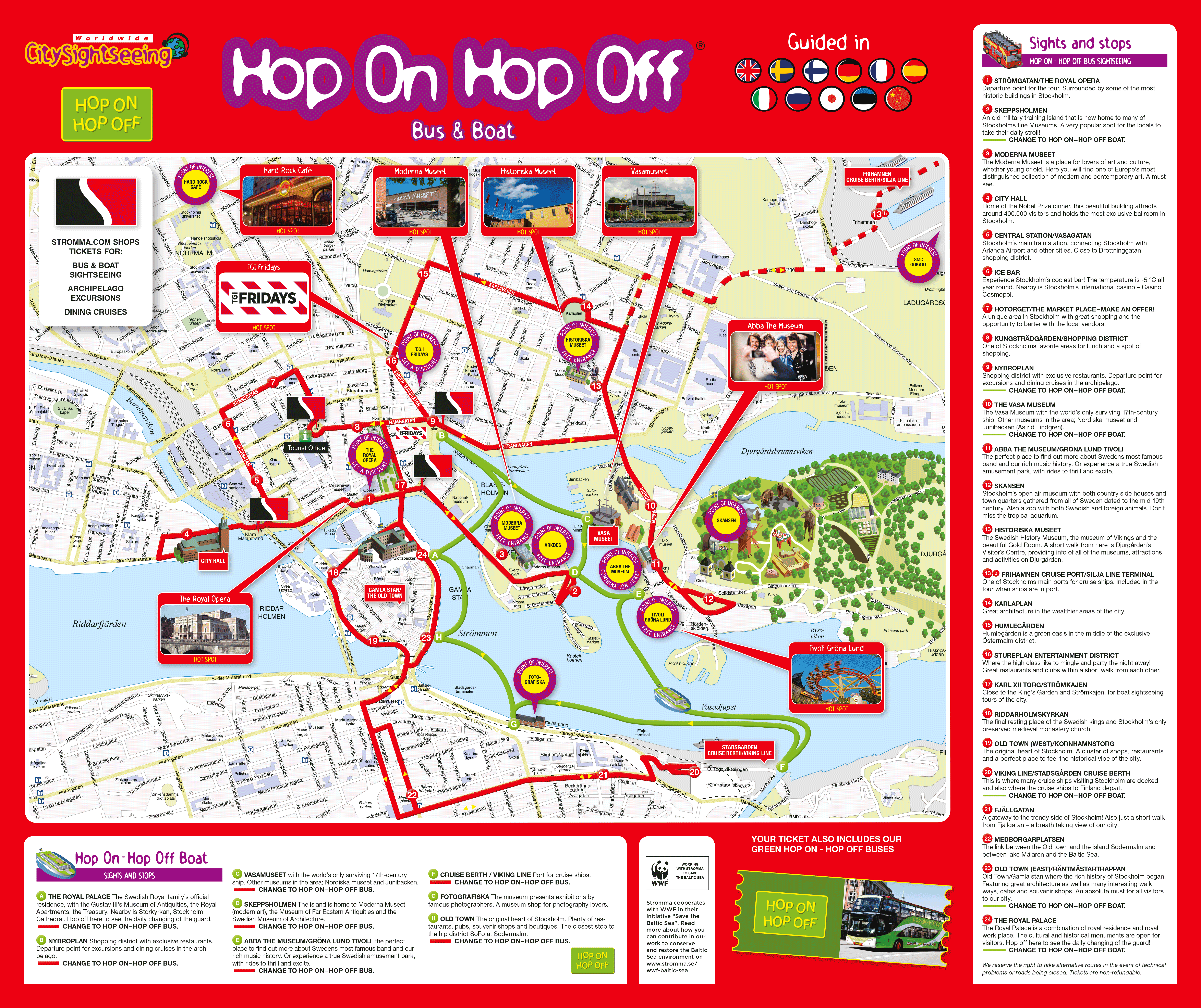 paris hop on off bus map with City Sightseeing Worldwide on London Top Tourist Attractions Map 06 Double Decker Bus Tour High Resolution as well Toronto Hop On Hop Off Bus Tour Map furthermore Paris Metro 10 together with Mappa salisburgo as well Paris Metro 1.