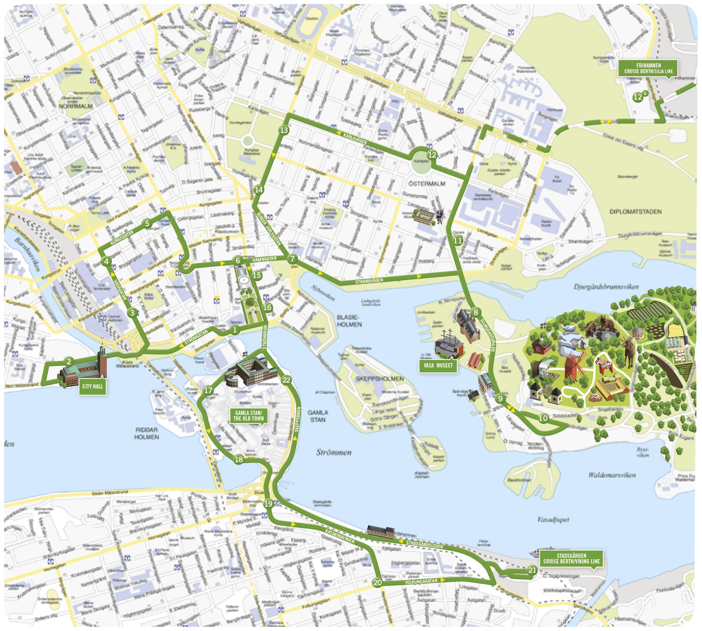 äldre svensk porr stockholm city karta