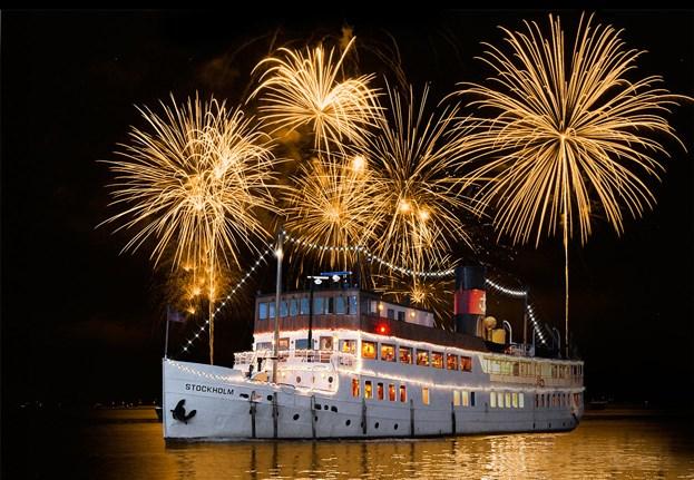Nyårskryssning I Stockholm 2019 Boka På Strommacom