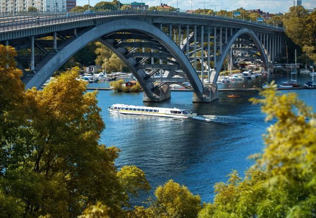Broar i stockholm
