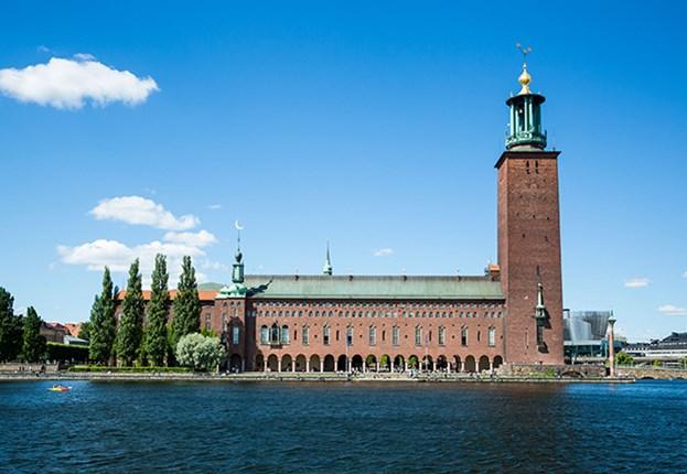 Sl Karta Stockholm Uppsala.Under The Bridges Of Stockholm Boat Sightseeing Tour Stromma Se